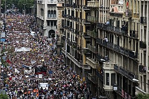 Spanish Protests
