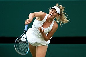 Maria Sharapova, Queen of the Grunters