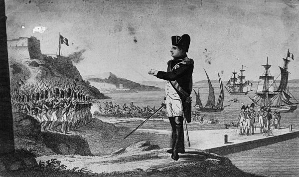 Napoleon's Escape