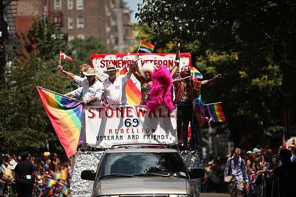 New York Gay Pride March