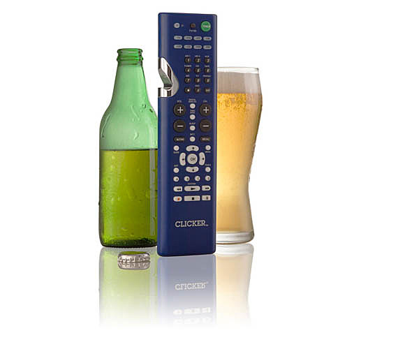 Remote Control Bottle Opener