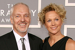 Peter and Christina Frampton