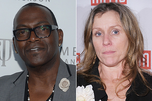 Randy Jackson, Frances McDormand