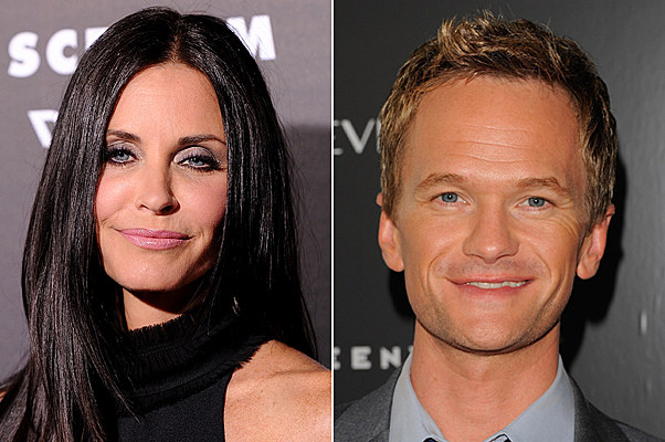 Courteney Cox, Neil Patrick Harris