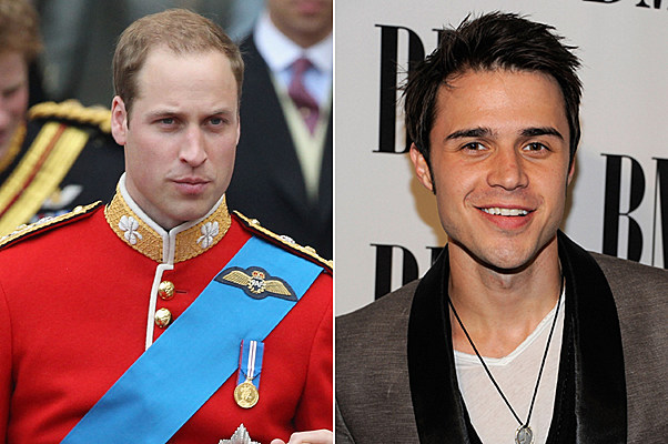 Prince William, Kris Allen
