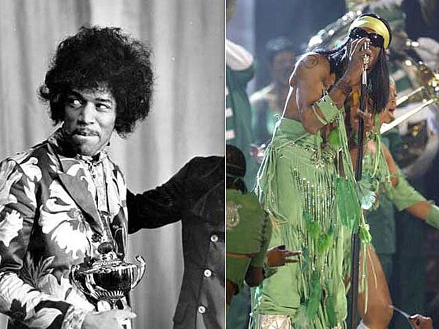 Jimi Hendrix, Andre 3000