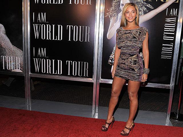 Beyonce Feet