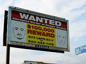 Bryan Stow Billboard