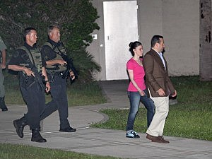 Casey Anthony Leaves Jail
