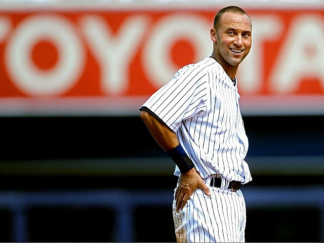 Derek Jeter Most Popular Sports Star