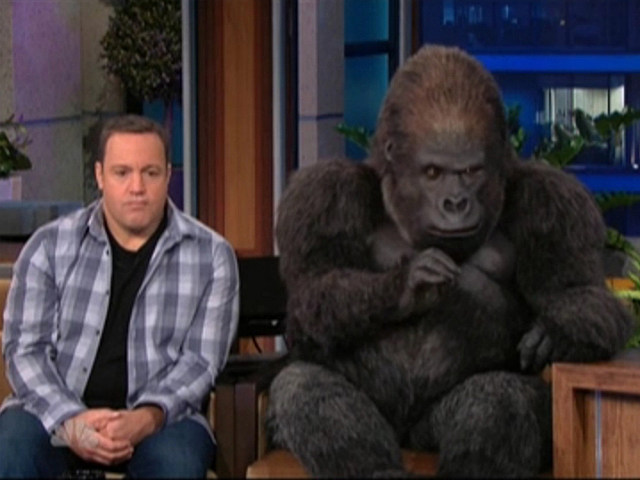 Kevin James, Bernie the Gorilla