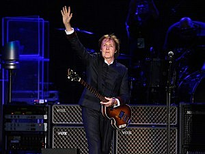 Paul McCartney at Yankee Stadium