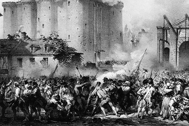 Storming-of-Bastille