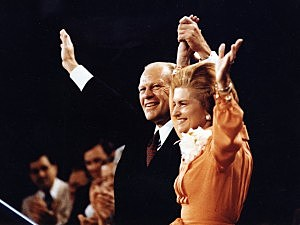 Gerald, Betty Ford
