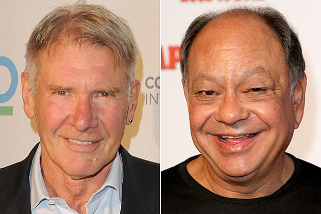 Harrison Ford, Cheech Marin