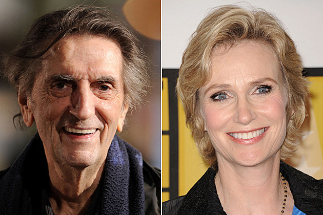 Harry Dean Stanton, Jane Lynch