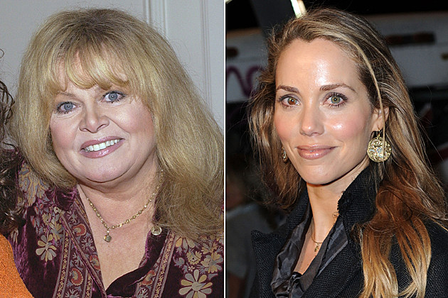 Sally Struthers, Elizabeth Berkley