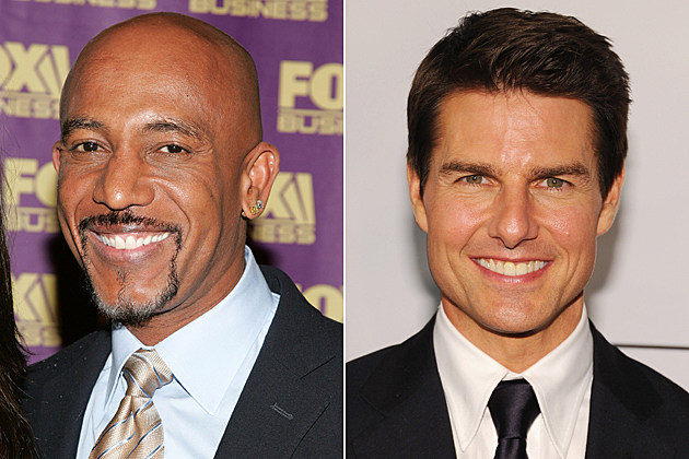 Montel Williams, Tom Cruise