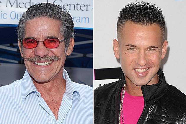 Geraldo Rivera, Mike 'The Situation' Sorrentino