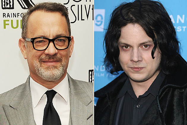 Tom Hanks, Jack White