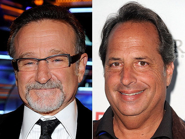 Robin Williams, Jon Lovitz