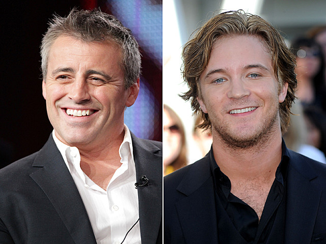 Matt LeBlanc, Michael Welch
