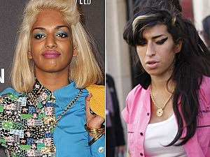 M.I.A. and Amy Winehouse