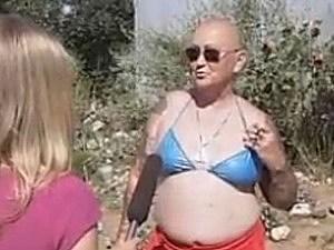 Woman kicked out of Walmart for wearing bikini