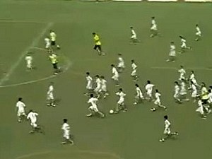 Real Madrid vs. 109 kids