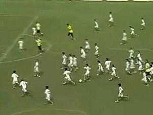 Real Madrid vs. 109 kids
