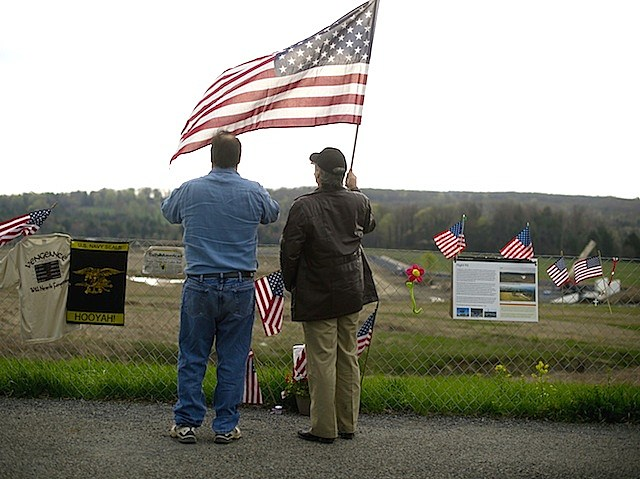 More funds needed for Flight 93 memorial