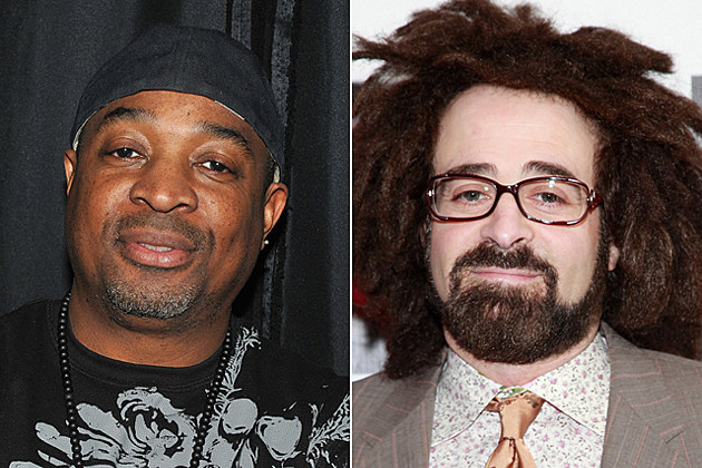 Chuck D, Adam Duritz