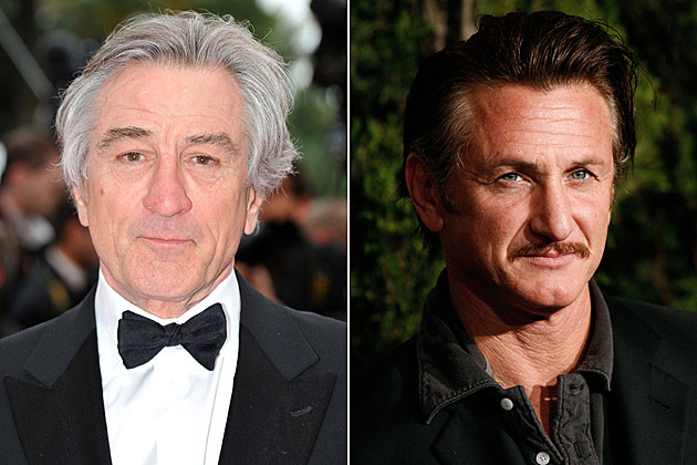 Robert De Niro, Sean Penn