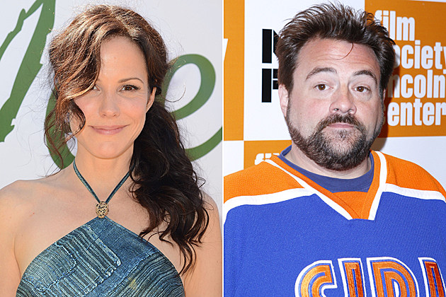 Mary-Louise Parker, Kevin Smith