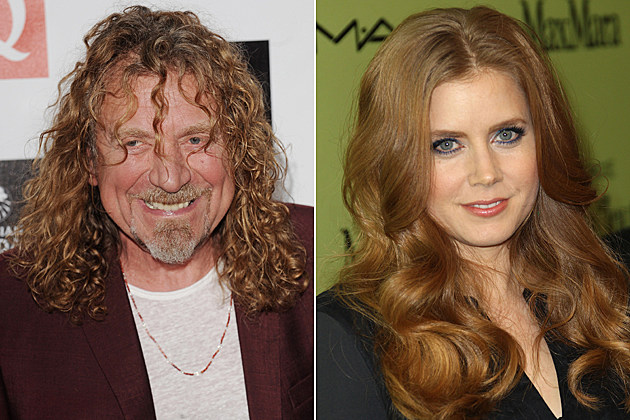 Robert Plant, Amy Adams