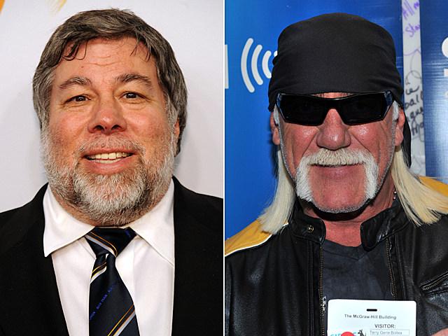 Steve Wozniak, Hulk Hogan
