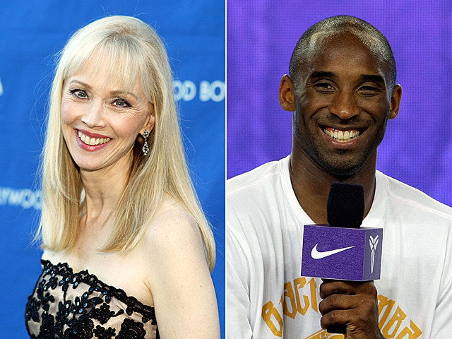 Shelley Long, Kobe Bryant