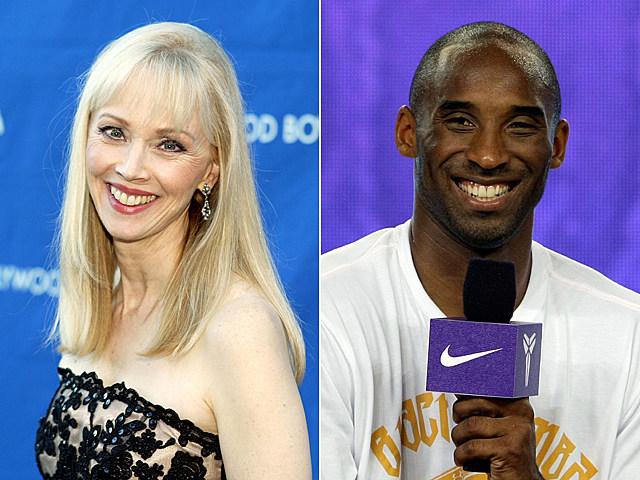 Shelley Long, Kobe Bryant