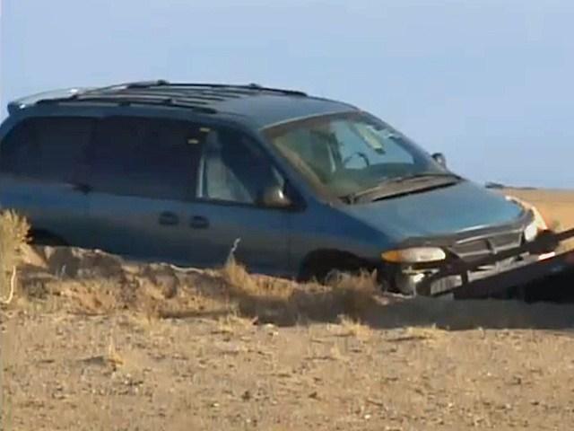 Van owned by suspected kidnapper Phillip Garcia