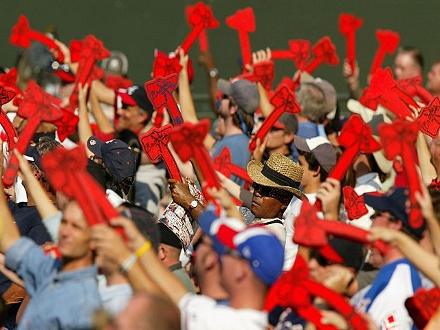 Braves fans are the most biased