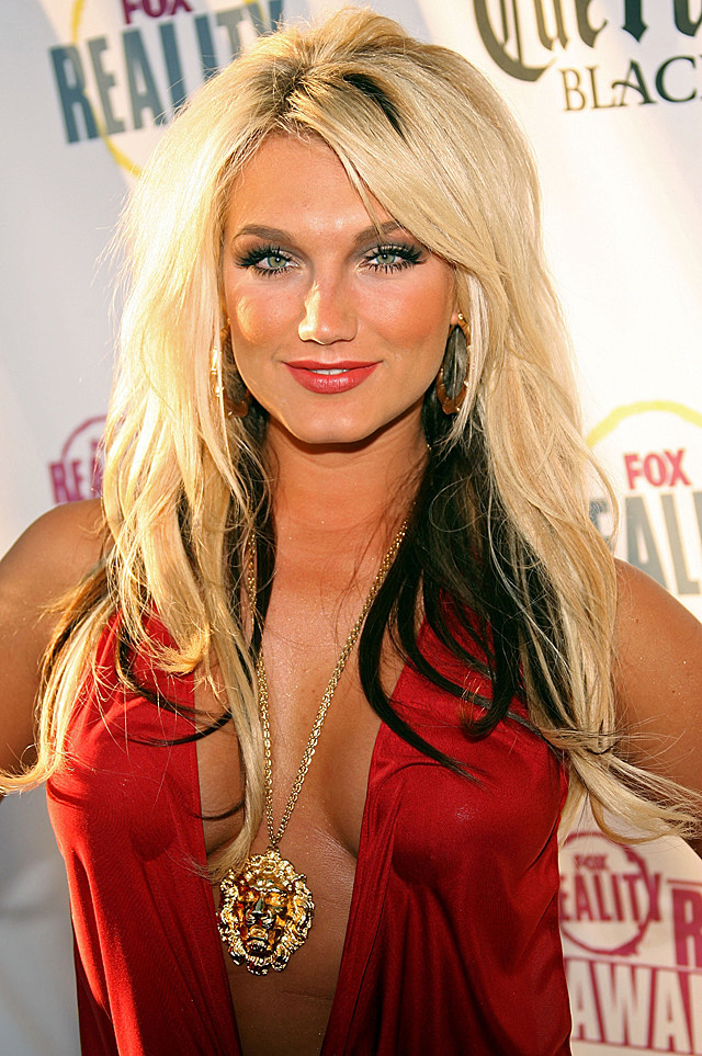 brooke hogan at fox reality channel really awards