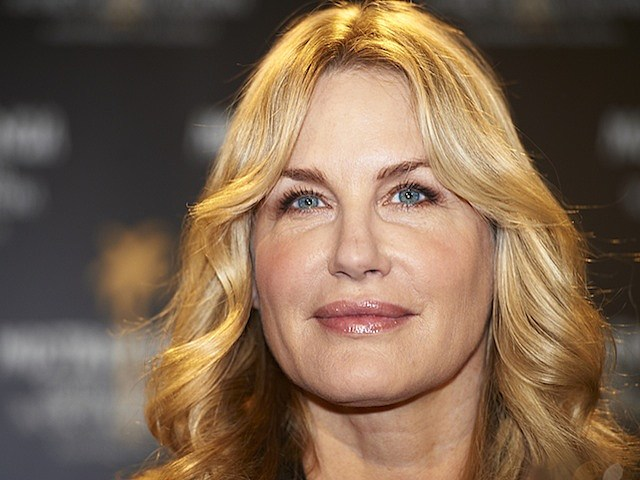 Daryl Hannah at Mostra de Valencia on April 7, 2011 in Valencia, Spain.