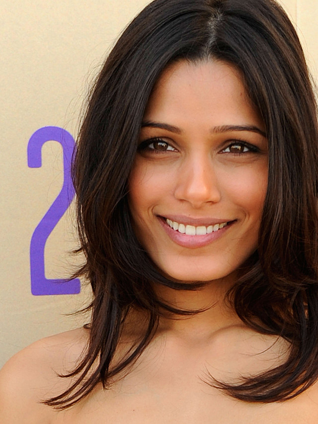 freida pinto at 2010 doha tribeca film festival