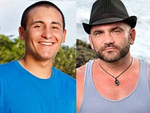 Brandon and Russell Hantz