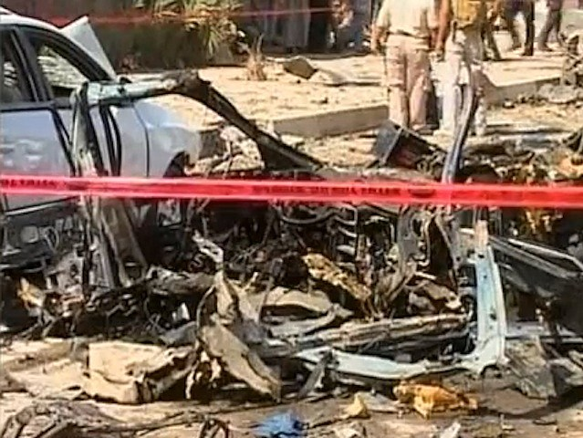 A wave of deadly attacks swept across Iraq on Aug. 15, killing dozens of people
