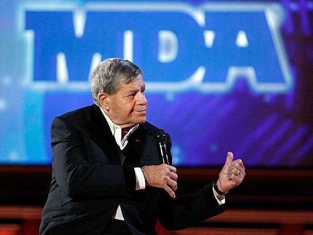 Jerry Lewis isn't hosting MDA telethon