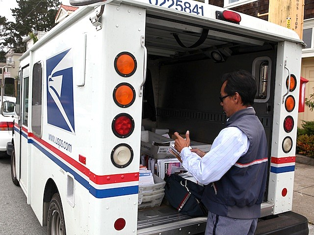 Post office lay-offs