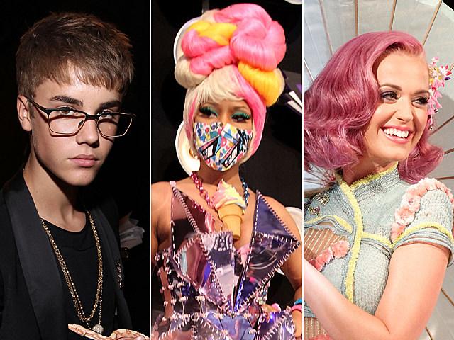 2011 MTV Video Music Awards Red Carpet