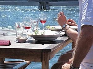 Wine Prevents Sunburn