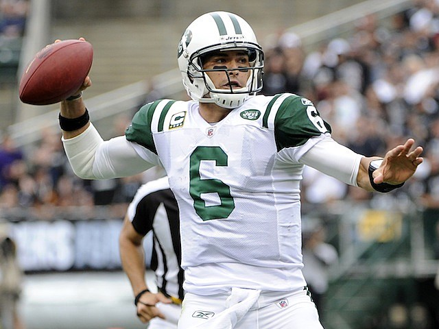 Mark Sanchez Broken Nose